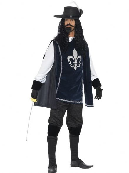 Mens Musketeer Costume